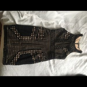 Chemical lace dress